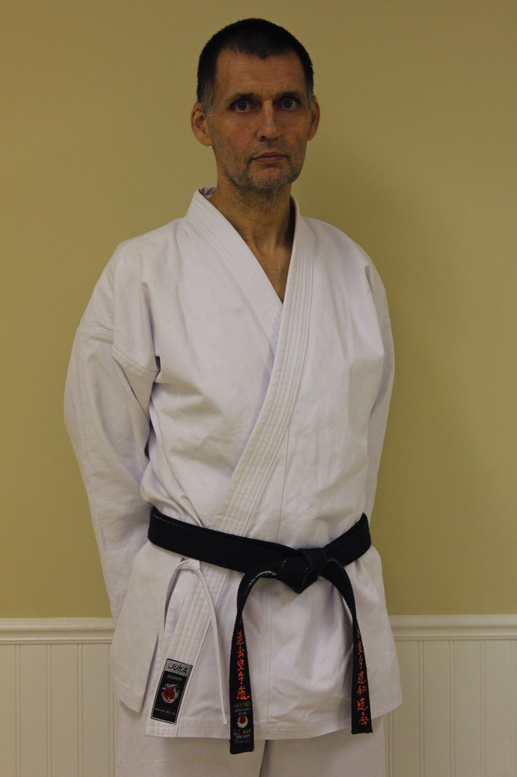 Sensei Elliott Knowles