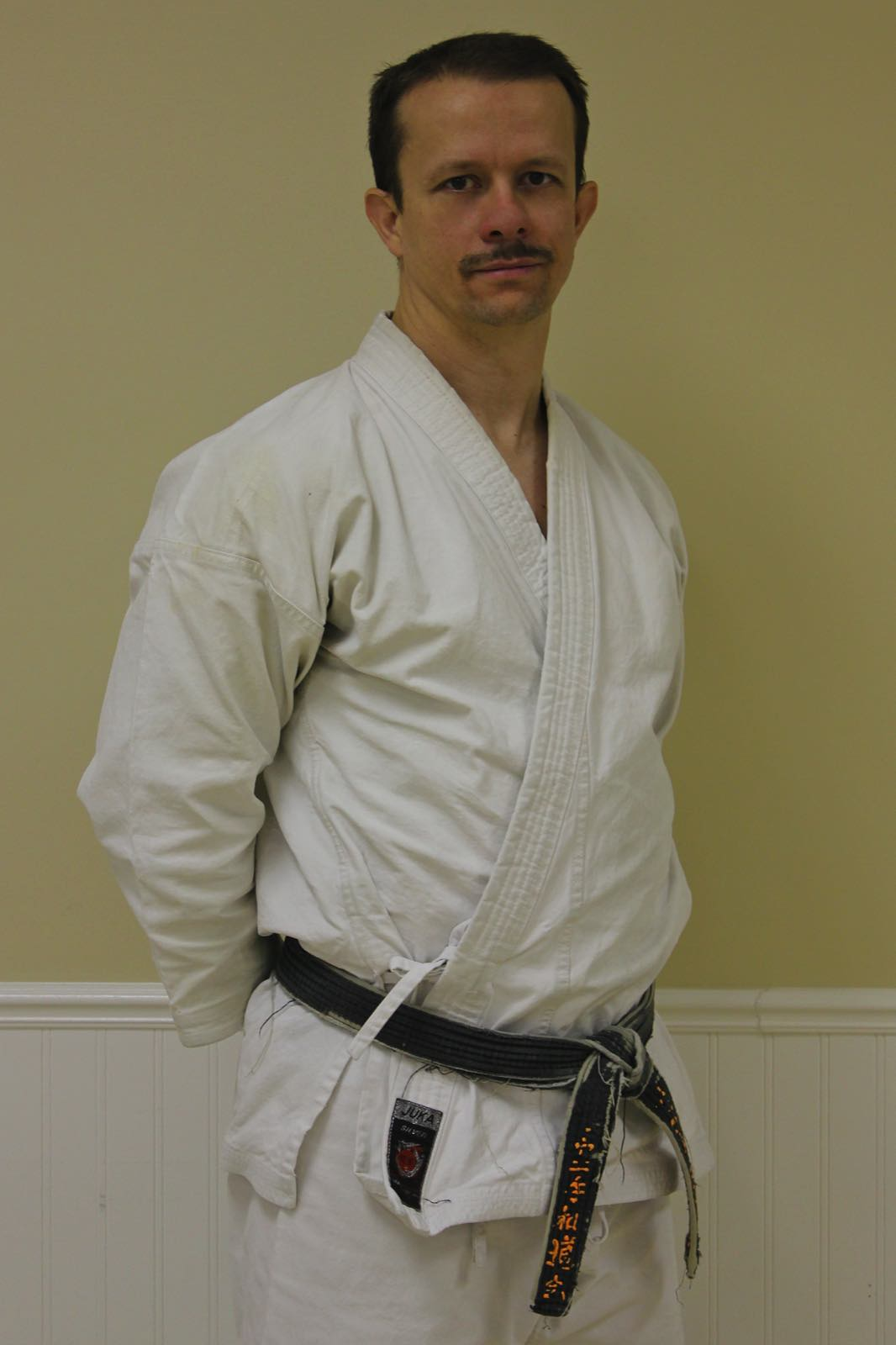 Sensei James Freeman